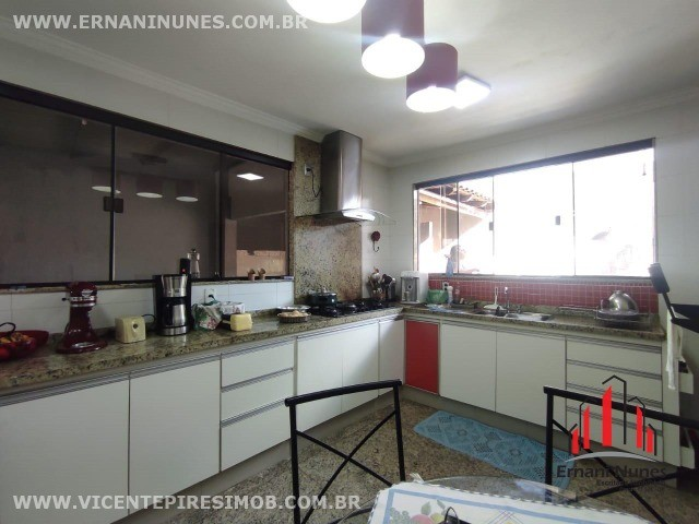 Casa 4 Qtos 3 Stes, 2 Pavimentos em Arniqueiras - Ernani Nunes - Foto 7