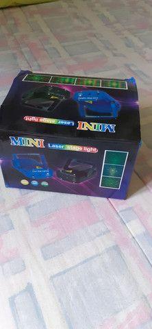Mini laser para festas bivolt