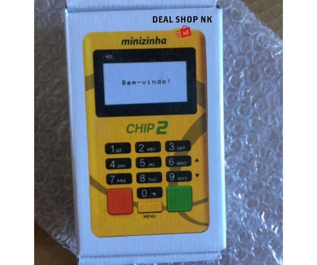 Máquina de Cartão - Minizinha Chip 2 - Foto 5