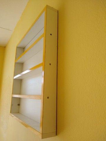 Cadeira e Nicho organizador para esmaltes   - Foto 5