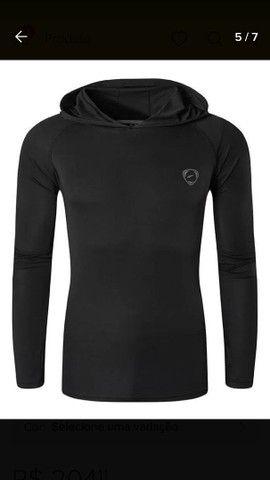 Camisa Jeansian Uv Upf 50 + Proteção Solar