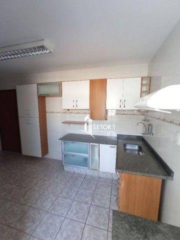 Apartamento com 3 quartos para alugar, 101 m² por R$ 1.100/mês - Mundo Novo - Juiz de Fora