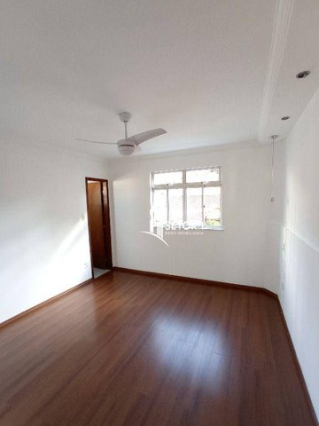 Apartamento com 3 quartos para alugar, 101 m² por R$ 1.100/mês - Mundo Novo - Juiz de Fora - Foto 11