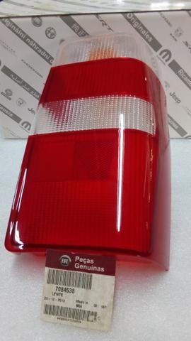 7084538-Lente Lanterna Original Fiat Fiorino 04/13