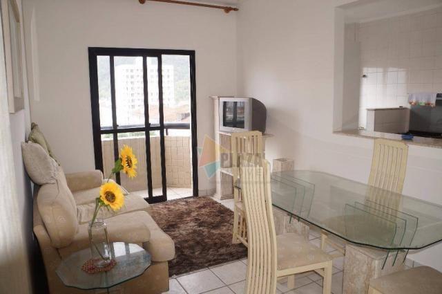 Apartamento com 2 dormitórios à venda, 70 m² por R$ 250.000,00 - Canto do Forte - Praia Gr