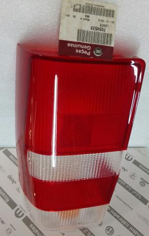 7084538-Lente Lanterna Original Fiat Fiorino 04/13 - Foto 3