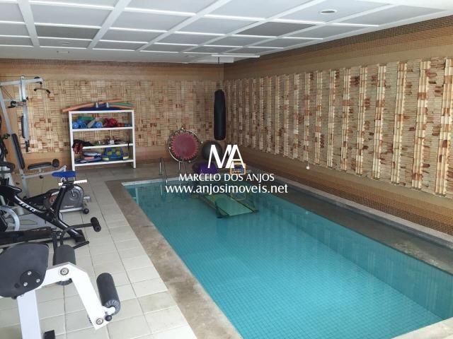 Mansão em Ocean View, Condomínio de Luxo em Jacarecica, Maceió - AL - Foto 11