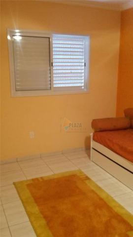 Apartamento para alugar, 141 m² por r$ 3.500,00/mês - canto do forte - praia grande/sp - Foto 6
