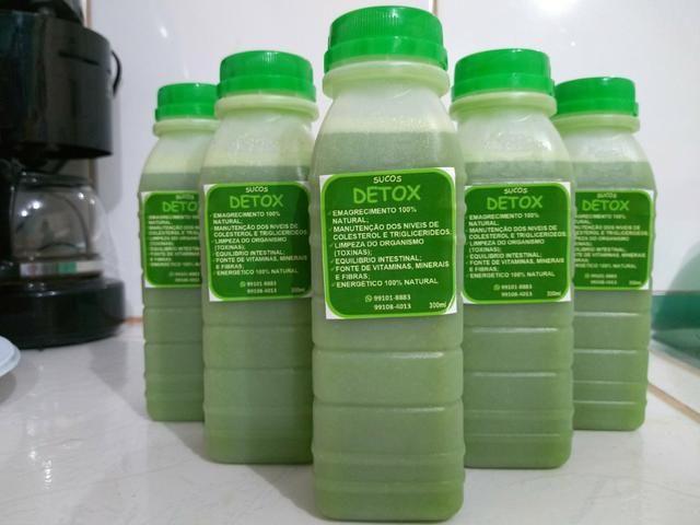 Sucos Funcionais Detox