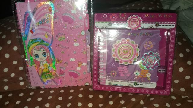 Caderneta de anotação