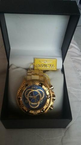 Vendo um relógio invicta contato