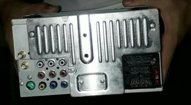 Central Multimidia positron 8960 nav