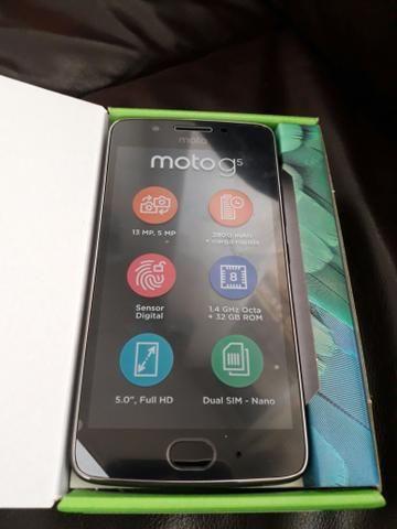 Motorola g5 novo