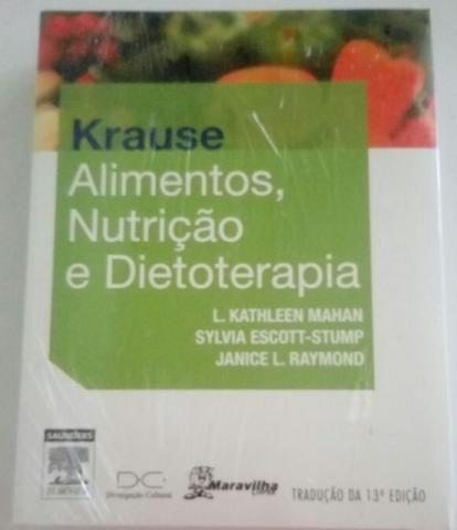 Livro - Krause Alimentos, Nutrição e Dietoterapia - 13ª Edição