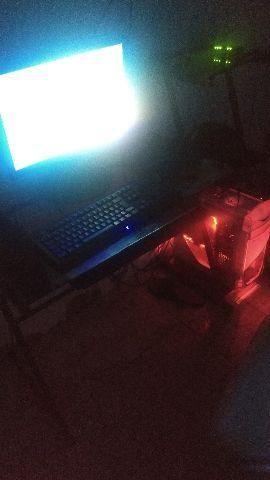 Computador gamer em moto 50cc, Leiam descrição