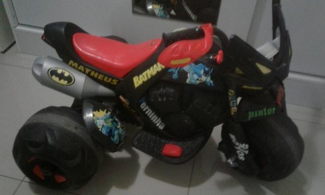 Moto Eletrica Bandeirante Batman