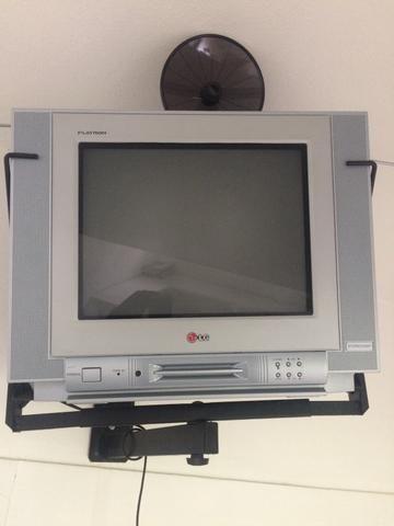 Tv LG 15 pol + conversor digital