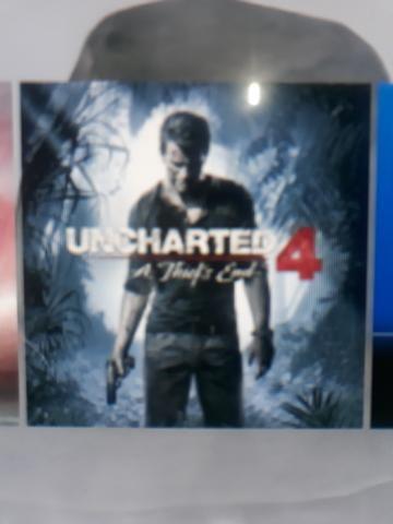 Troco jogo uncharted 4 ps4