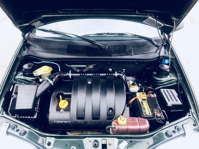 Fiat siena ELX 1.3 motor fire - Foto 13