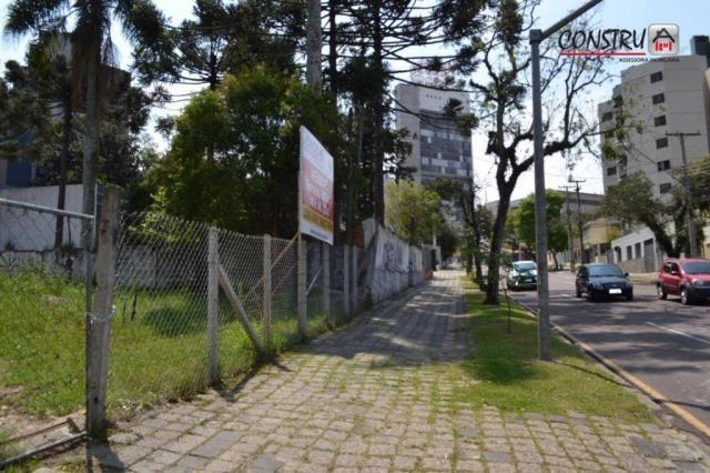 Terreno à venda, 600 m² por R$ 1.500.000,00 - Mercês - Curitiba/PR - Foto 4