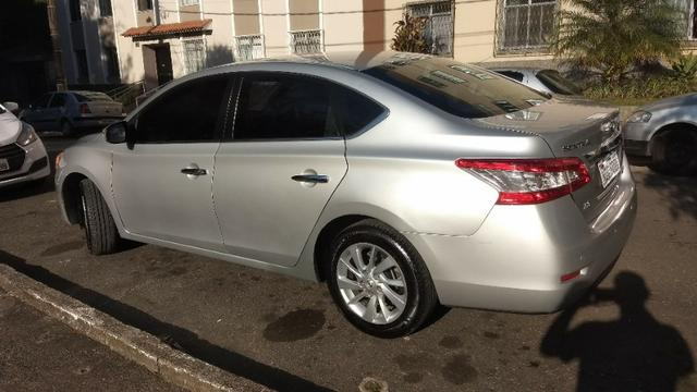 "Nissan Sentra SV 2014 com Multimidia Android 8"" - 56.800 Km - Foto 3"