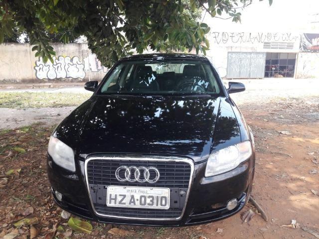 Audi A4 vendo bem abaixo do preço carro de leilão - Foto 7