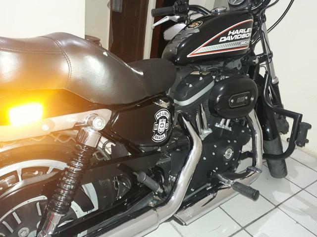 Harley Davidson XL 883 R - 2013 - Foto 4
