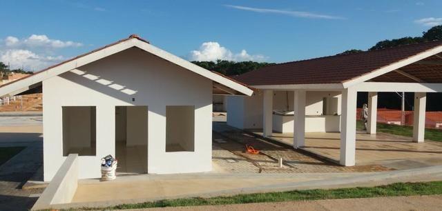 Casa em condom fechado a 5 min. da ponte Rio Negro/ Itbi Gratis/Entrada parcela - Foto 2