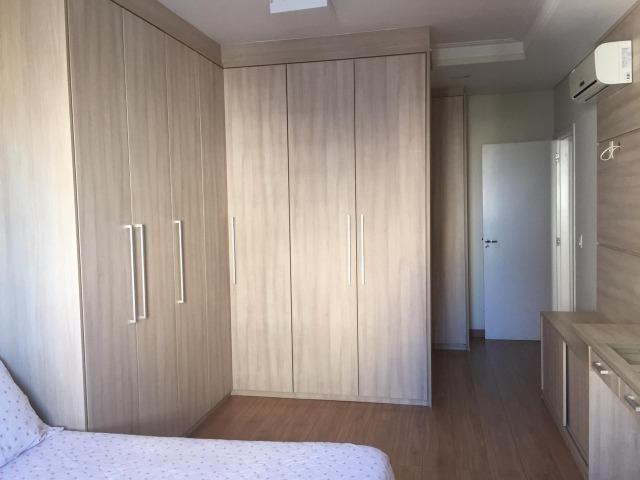 Ap Grand Splendor. 142 m² - 3 suítes, todas com armários planejados e ar condicionado - Foto 3
