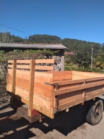 Carretão agrícola de 4 toneladas - Foto 2