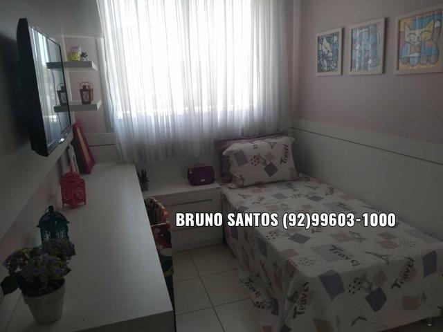 Family Morada do Sol / Aleixo. Pertinho do Adrianópolis. Apartamento com três quartos - Foto 6