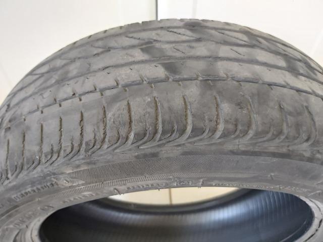 Pneu Bridgestone Turanza 185/55/16 Meia vida 4 unidades - Foto 4