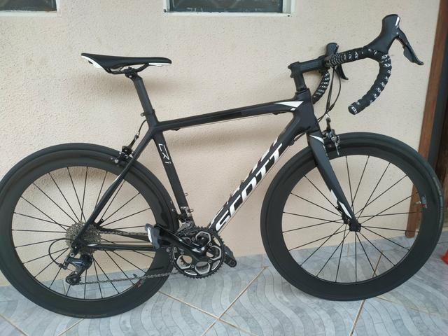 Bike Scott speedy carbon - Foto 2
