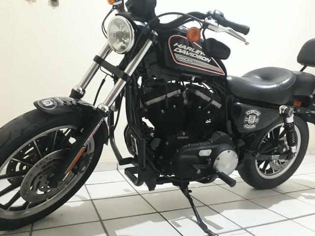 Harley Davidson XL 883 R - 2013 - Foto 11