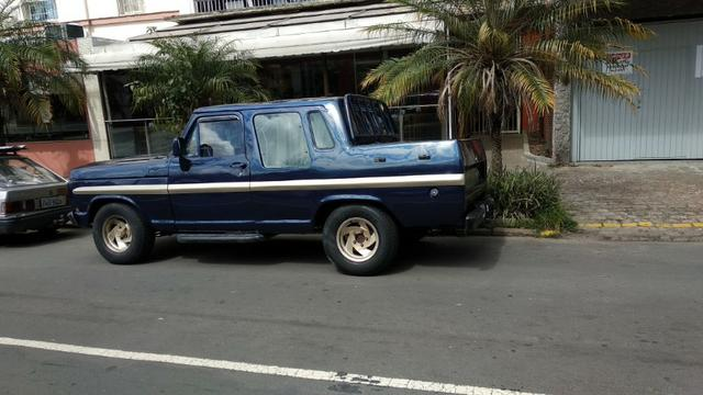 Ford F1000 83