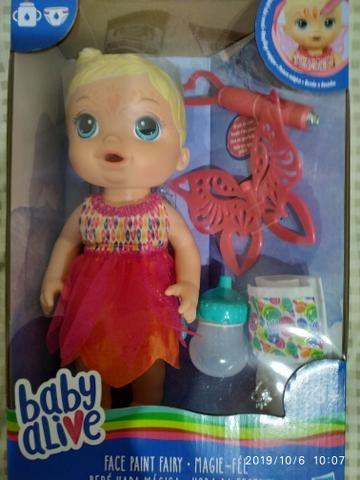 Boneca Baby Alive Hora da Festa - Foto 2