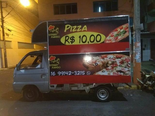 Food truck lindao
