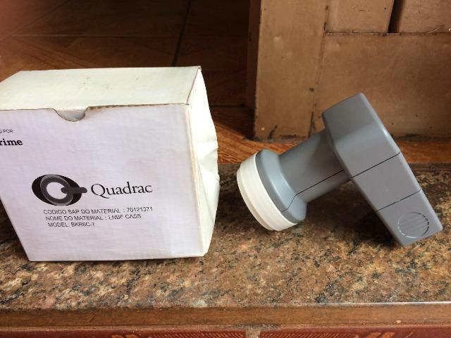 LNB Unicable CASS (1 unico cabo)