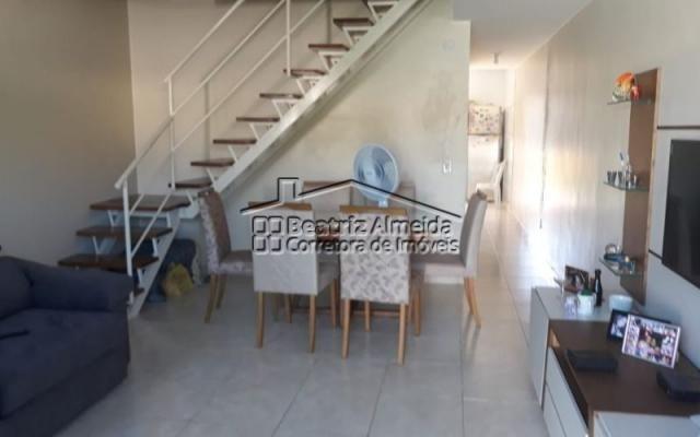 Casa duplex de 3 quartos, sendo 2 suítes, no São Bento da Lagoa - Foto 6