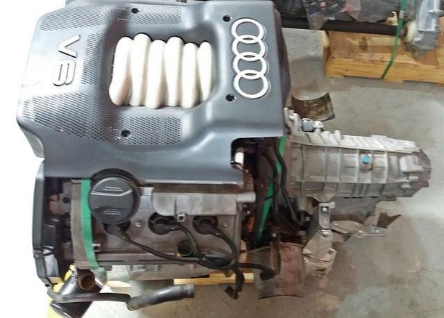 Motor Com Câmbio Audi A6 2.8 Com Garantia E Nota - Foto 4