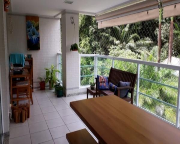 Apartamento à venda com 4 dormitórios em Barra, Salvador cod:PA197