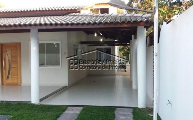 Linda casa de 3 quartos, sendo 1 suíte com Closet, no Recanto - Itaipuaçu - Foto 11