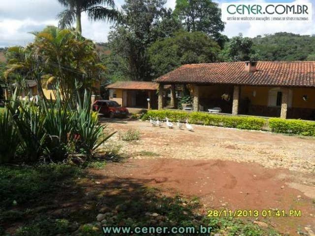 1426/Bela fazenda de 35 ha pertinho de Ouro Branco e com ótima estrutura e belo lago - Foto 8