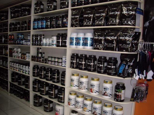 889d4e47a Loja de suplementos à venda em Curitiba no bairro Centro Ref PT0288 ...