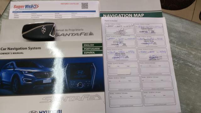 HYUNDAI SANTA FE V6 3.3 7 LUGARES 2014 - Foto 7