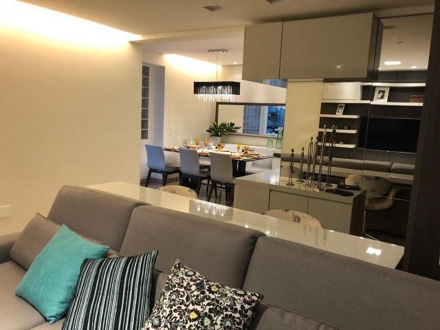 Apartamento a venda buritis 4 quartos suíte 2 vagas cobertas e lazer - Foto 3
