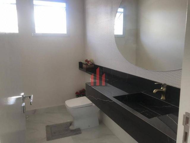 Casa com 4 dormitórios à venda, 380 m² por r$ 1.490.000 - cidade universitária pedra branc - Foto 9