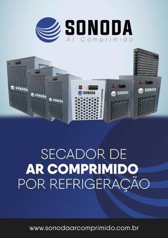 Secadora de ar comprimido SA20 - Foto 3