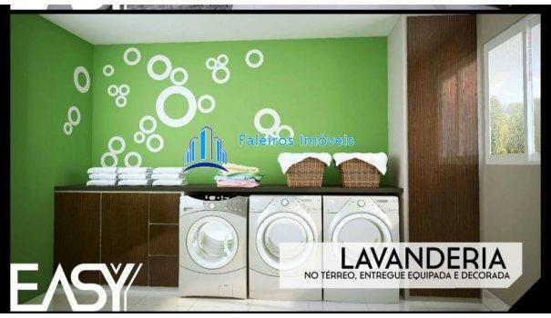 Apartamento 2 dormitórios com sacada e lazer - Apartamento em Lançamentos no bai... - Foto 4