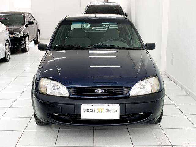 Fiesta 1.0 2001 4 portas - Foto 2